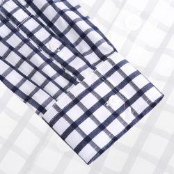 MYLE magneten overhemd, ook een magneet op de mouw.