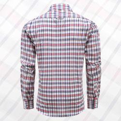 Les hommes Myle chemise à manches longues avec des aimants de poche
