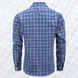 Magnatic men long sleeve shirt, loose fit model
