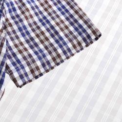 MYLE overhemd korte mouw met magneet