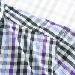 Magnetisch overhemd yoke mooi afgewerkt